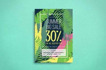 Summer Sale Flyer BGTQMZY 5