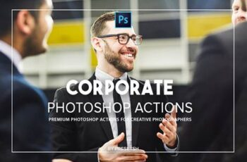 Corporate Photoshop actions 4JHCKV3 5