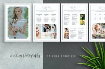 Wedding Photography Price List Template P9ARFEN 7