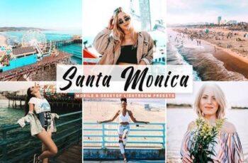 Santa Monica Pro Lightroom Presets 5333867 2