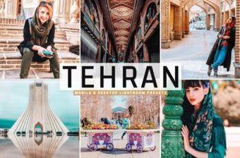 Tehran Pro Lightroom Presets 5335342 7