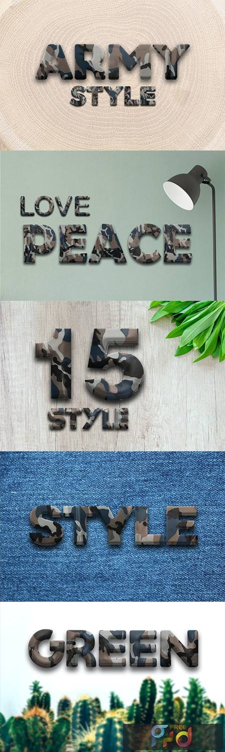 Army Style Effect 26695530 1