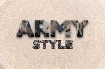 Army Style Effect 26695530 5