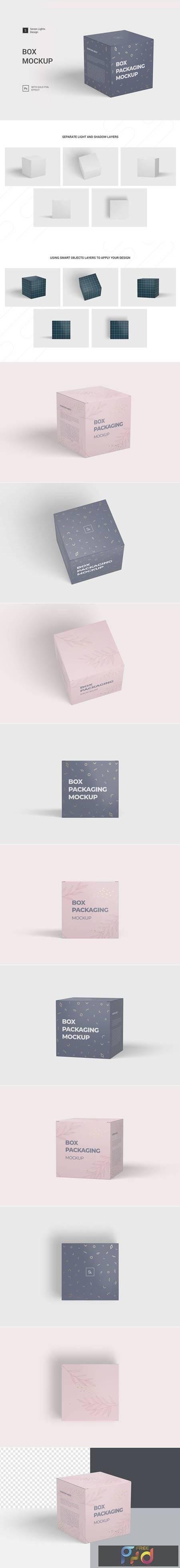 Box Packaging Mockup 5270881 1