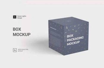 Box Packaging Mockup 5270881 2