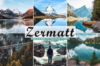 Zermatt Pro Lightroom Presets 5339739 2