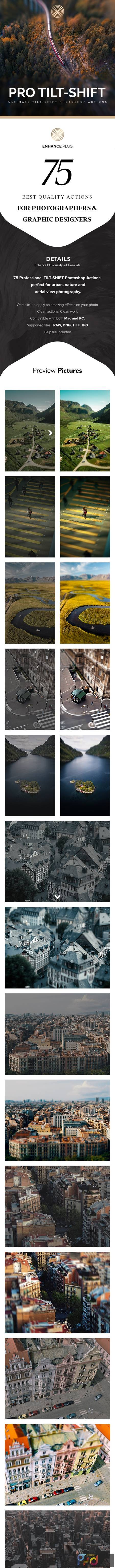 Professional Tilt-Shift Photoshop Actions 28114444 1