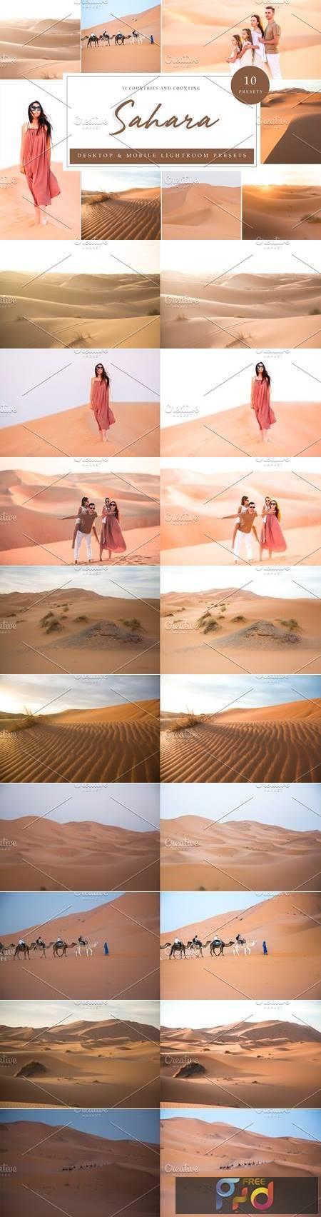 10 Lightroom Presets - Sahara Desert 3918364 1