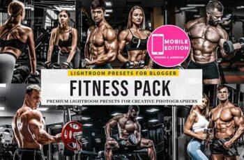 Fitness Lightroom Presets 5345236 5