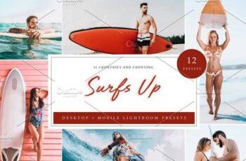 Lightroom Presets - Surfs Up x 12 5039577 7