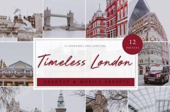 Lightroom Presets - Timeless London 3912168 5