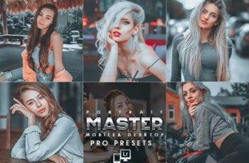 Master Portrait Presets (Mobile & Desktop) 28364700 6