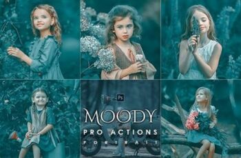 Moody Photoshop Actions 28393221 4