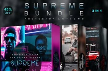Supreme Bundle - Photoshop Actions 28445706 8