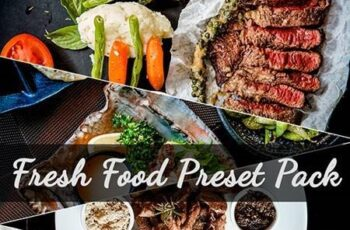Fresh Food Preset Deluxe Edition 27678558 3