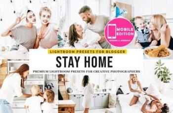 Stay Home Lightroom Presets 5345234 5