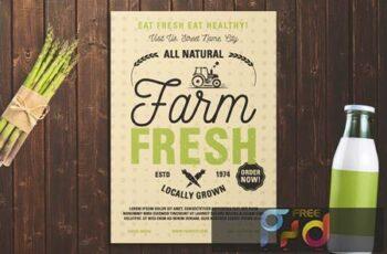 Farm Fresh Market Flyer 5H8LLF3 2