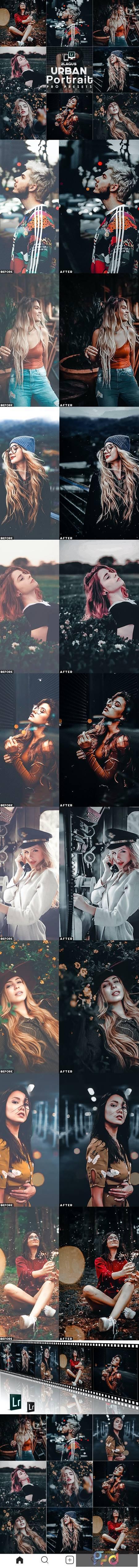 Urban Portrait Photoshop Actions 27395052 1