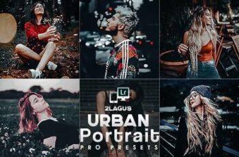 Urban Portrait Photoshop Actions 27395052 10