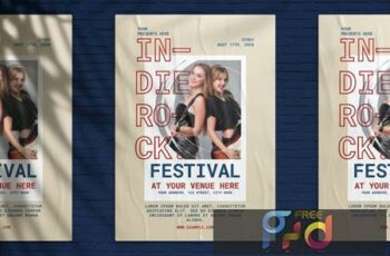 Indie Rock Fest MHTVZPX 2