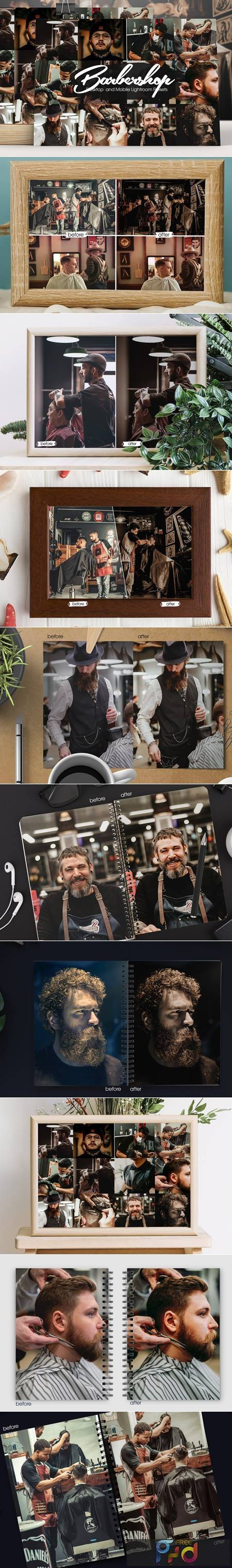 Barbershop Lightroom Presets 5253709 1