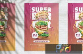 Burger Promotion 7FJLC93 2