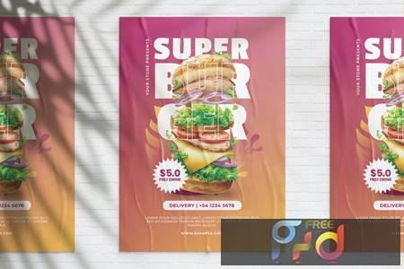 Burger Promotion 7FJLC93 1