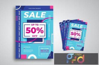 Discount Sale Flyer JNB573B 6