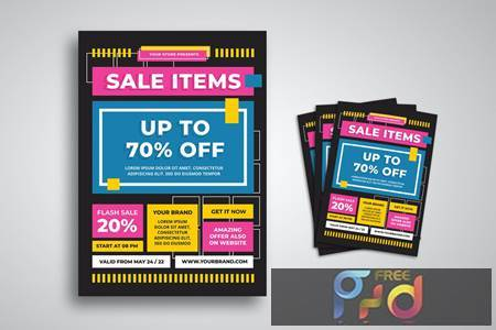 Discount Sale Flyer PN6LLVA 1