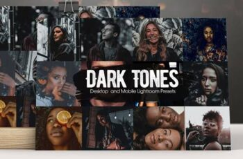 Dark Tones Lightroom Presets 5244179 6