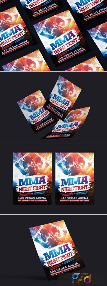 MMA Flyer Y9TKVPY 1