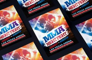 MMA Flyer Y9TKVPY 6