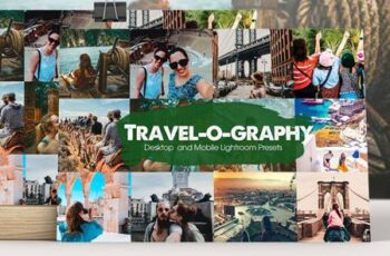 Travel-o-graphy Lightroom Presets 5260259 7