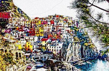 Photo Mosaic Photoshop Action 27986689 6