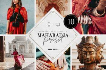 Maharadja Lightroom Presets Bundle 5251330 2