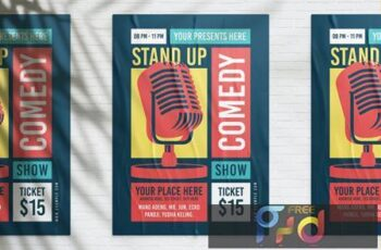 Stand Up Show 3Q4GK4V 2