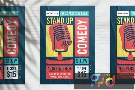 Stand Up Show 3Q4GK4V 1