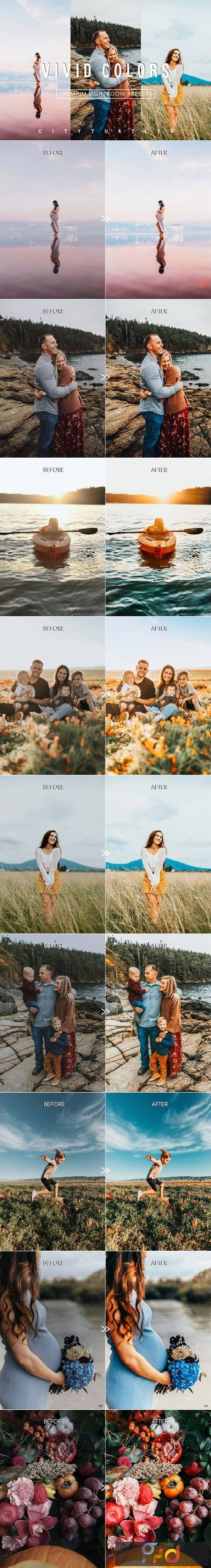 BRIGHT VIVID COLOR LIGHTROOM PRESETS 4912047 1