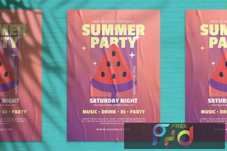 Summer Party JQDC26A 1