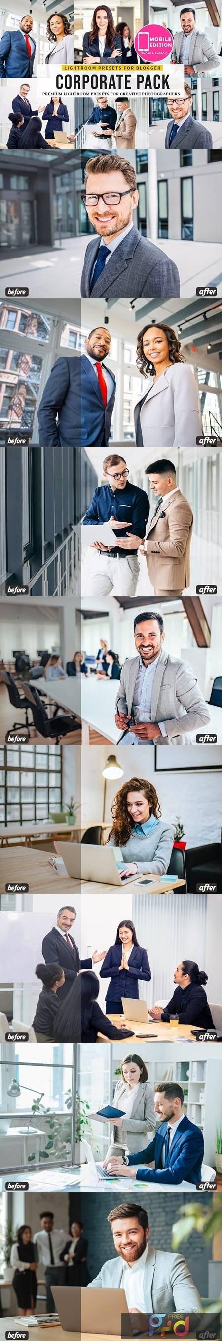 Corporate Lightroom Presets 5346768 1