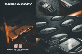 Dark & Cozy - Preset 4933852 8