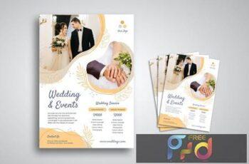 Wedding Flyer 4RF8F23 11