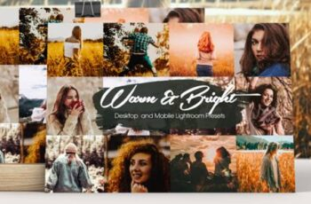 Warm and Bright Lightroom Presets 5528298 5