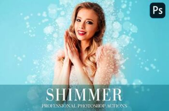 Shimmer Photoshop Action 4870504 3