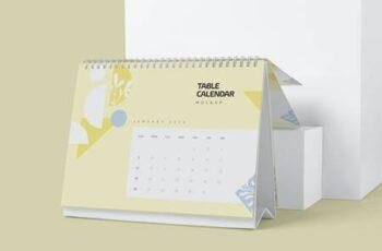 Table Calendar Mockups UWJWBNP 6