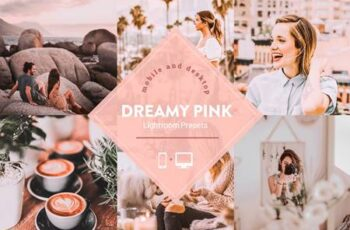 Dreamy Pink Lightroom Presets 4741878 6