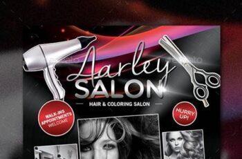 Salon Flyer 9706404 3