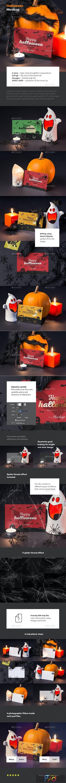 Halloween Card Mock-up 22727163 1