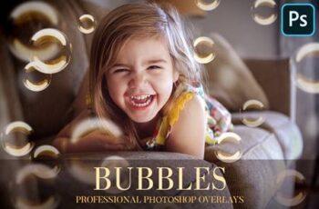 Bubbles Overlays Photoshop 4942673 4