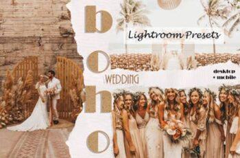 Boho Wedding Lightroom Presets 5454939 5
